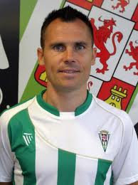 Gerardo as a [[Córdoba CF|Córdoba]] player