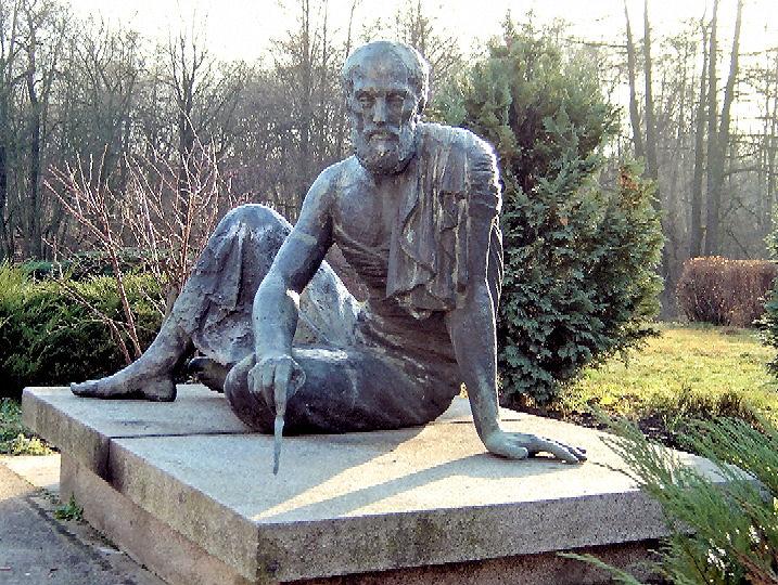 Gerhard Thieme Archimedes Νοητική προσέγγιση του Αρχιμήδη