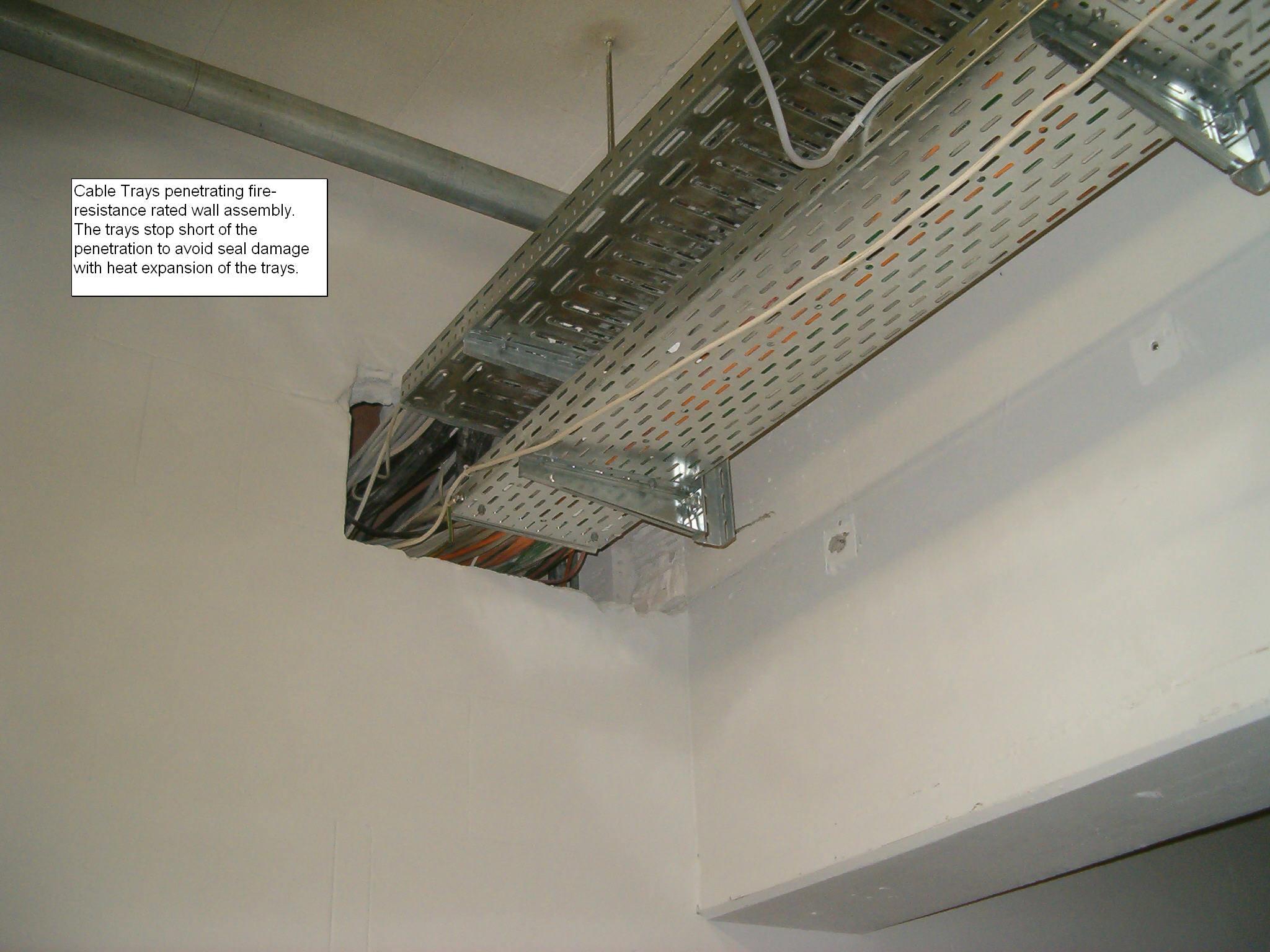 Goulotte Pour Plafond chemin de câble — wikipédia