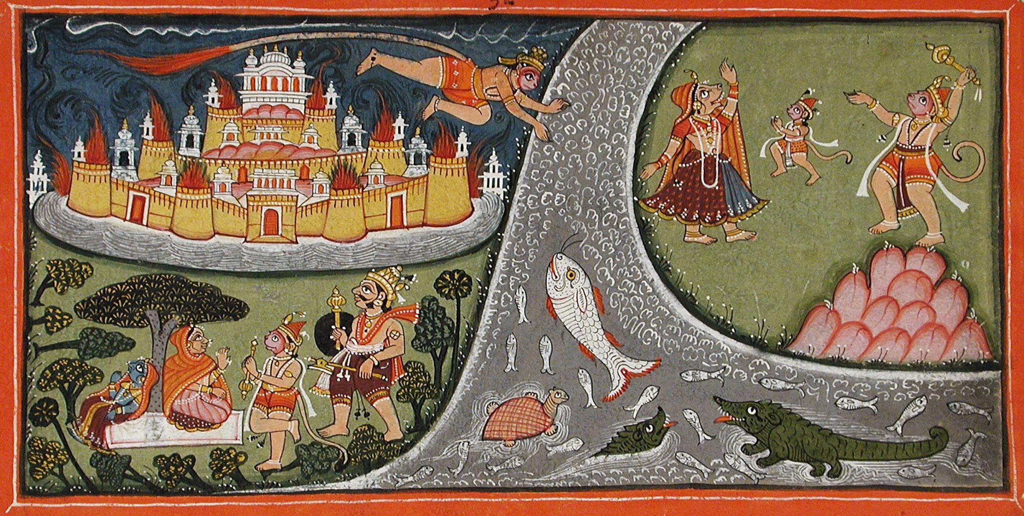 Tag Ramayana Date