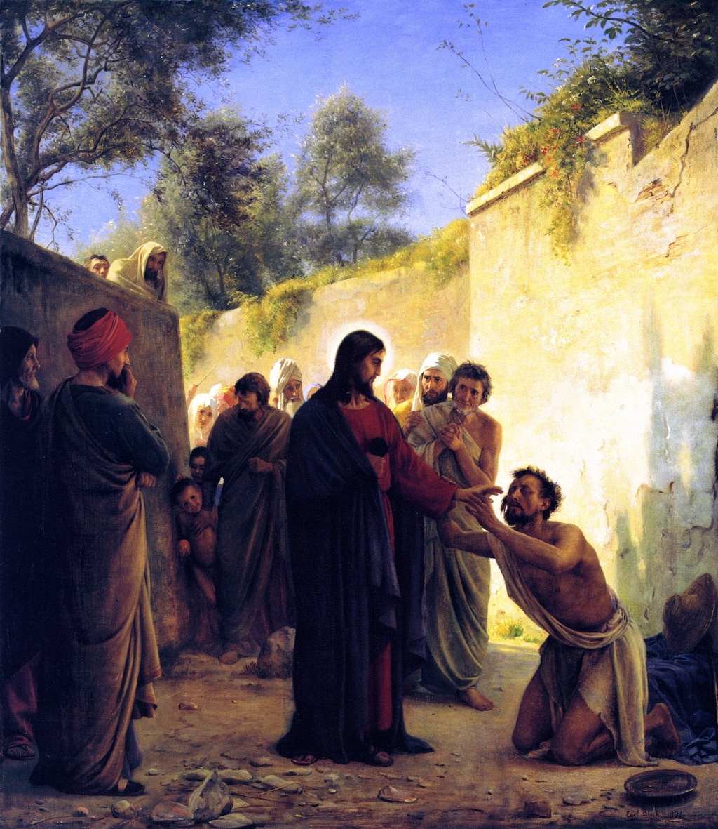 File:Healing of the Blind Man by Jesus Christ.jpg - Wikimedia Commons