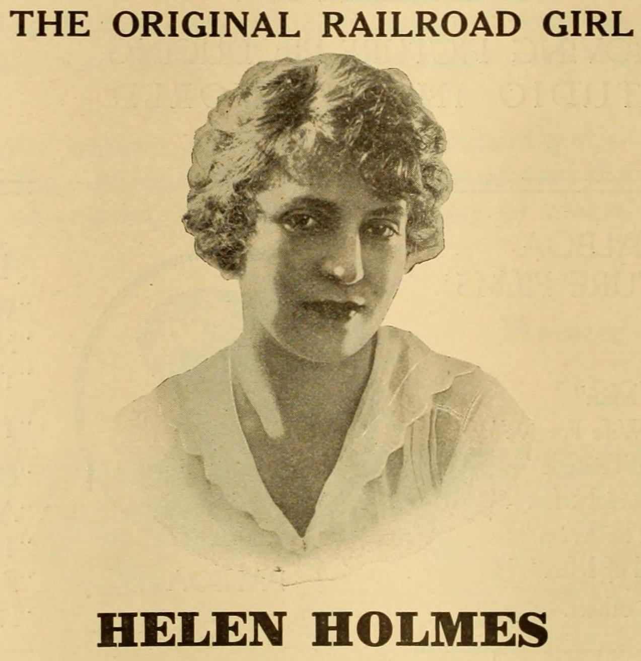 Helen Holmes Helen Holmes new foto