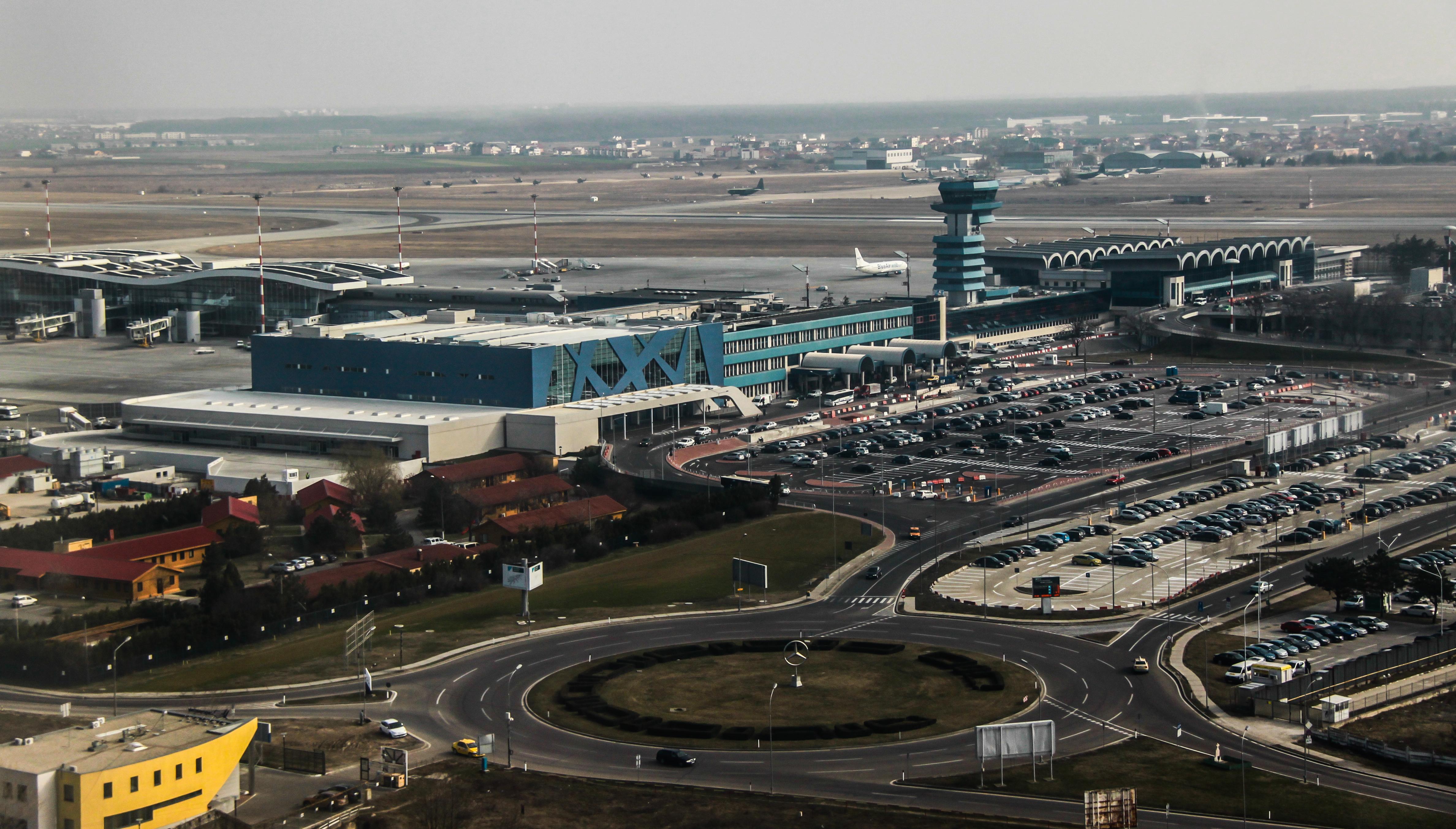 Hotels Near Queen Alia International Airport