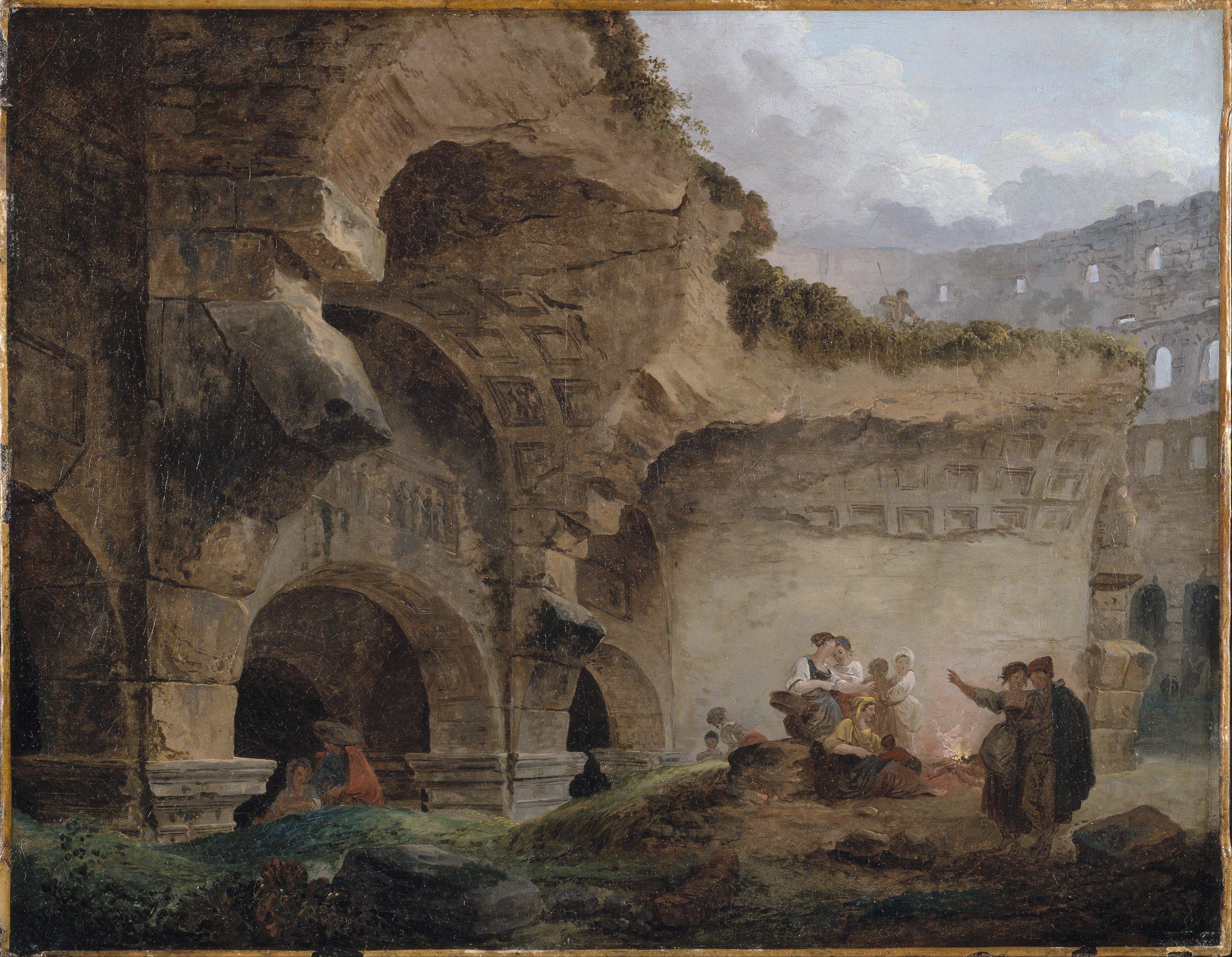 Art on the ruins 86