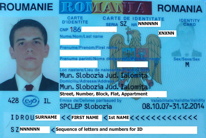 Military Government Travel Card