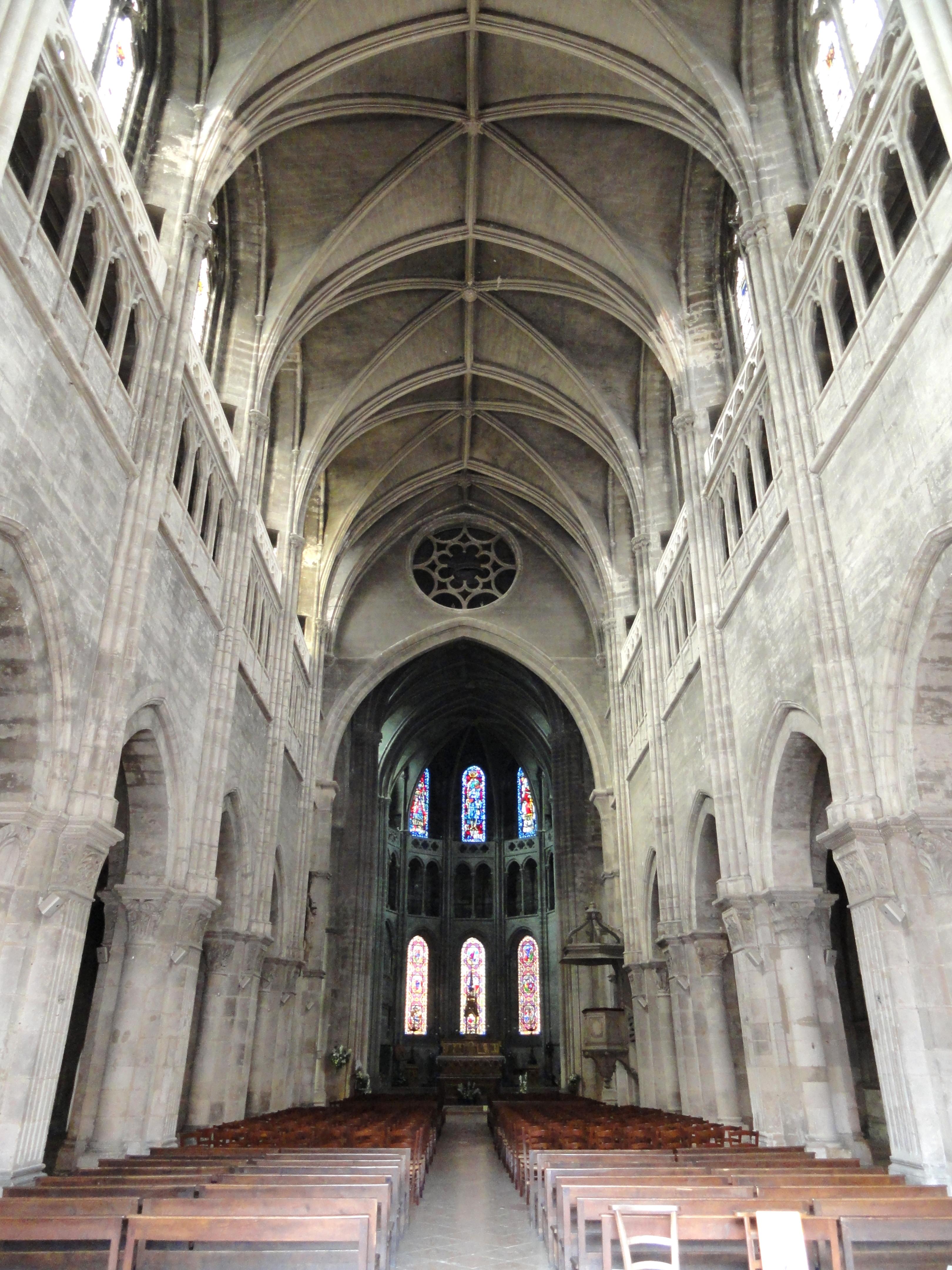 File interior cath drale saint vincent de chalon sur - Salon chalon sur saone ...