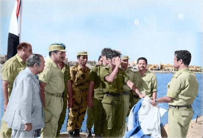 Διοικητής οχυρού παραδίδεται στους Αιγύπτιους
