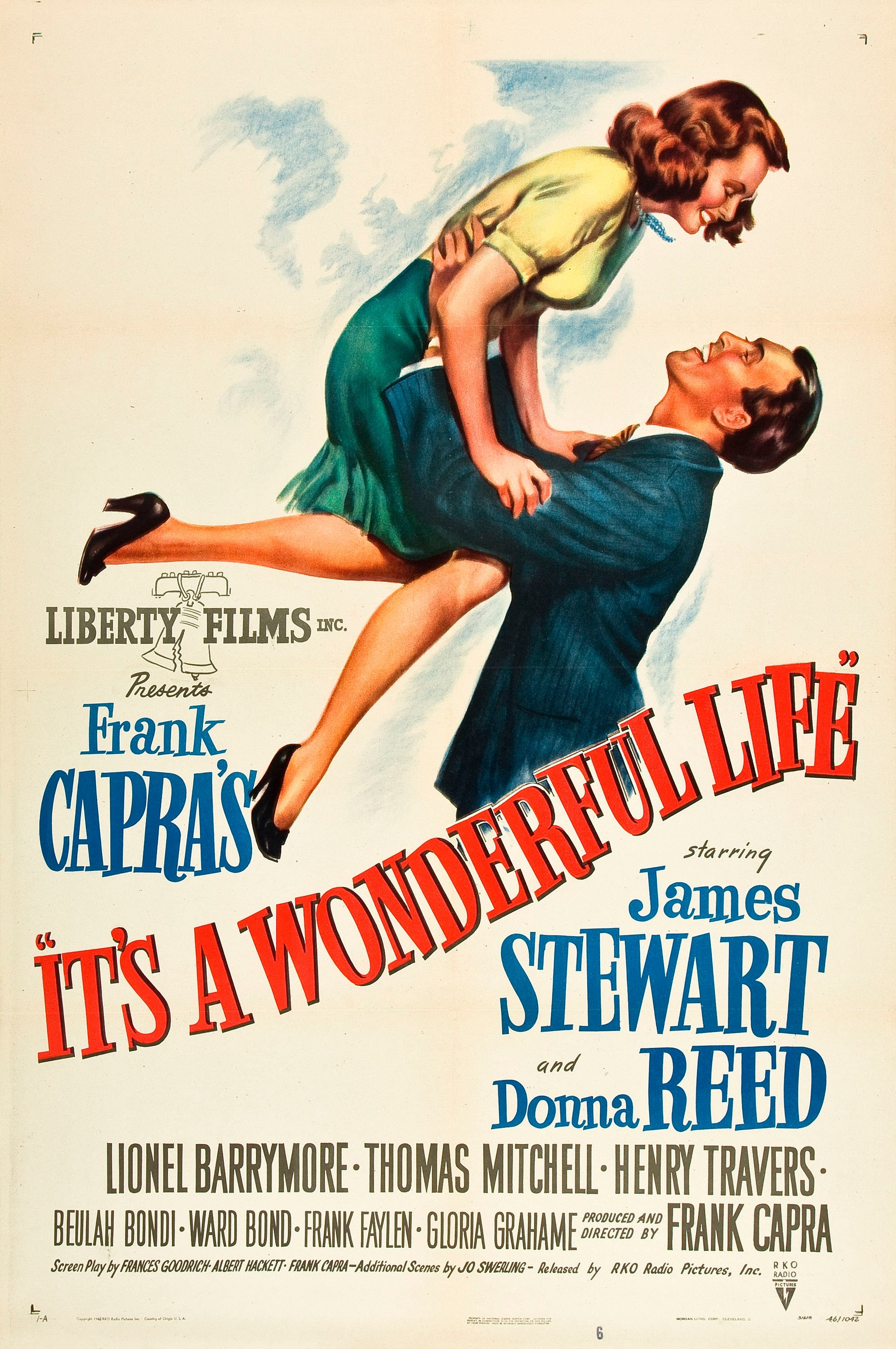Picture of a movie: Its A Wonderful Life