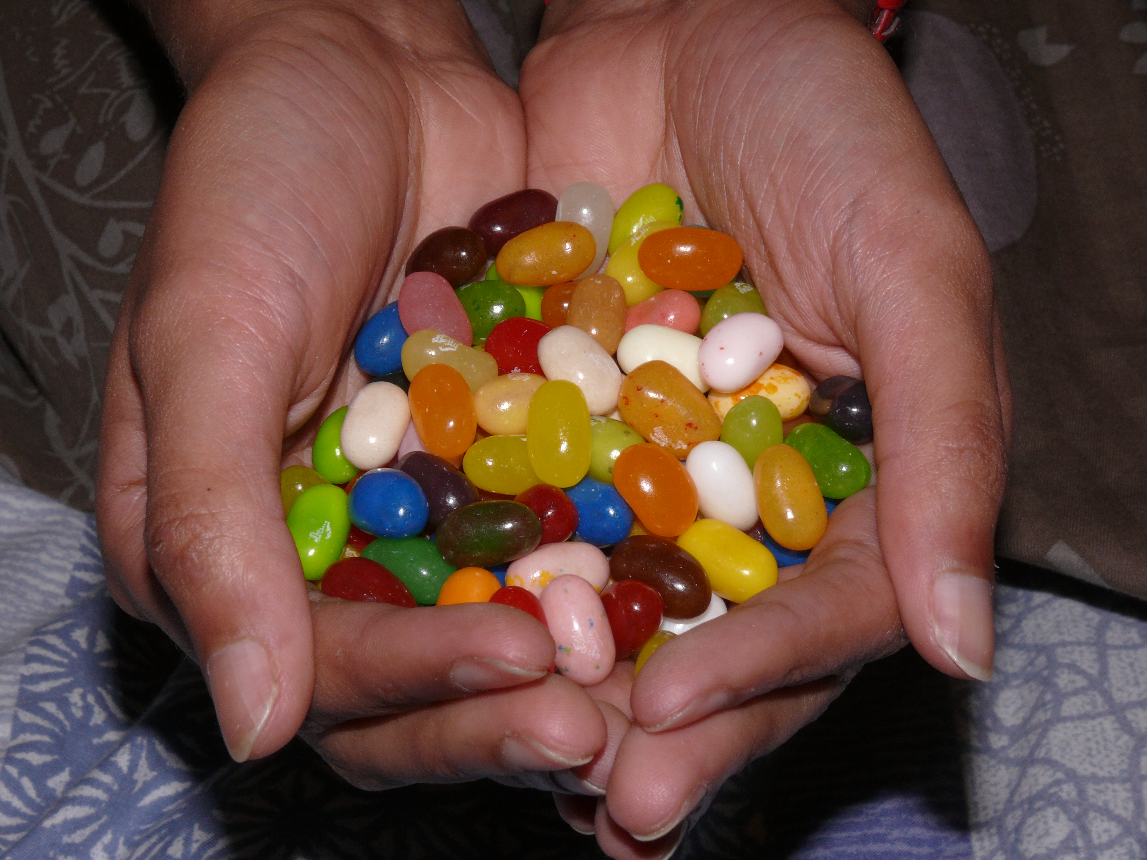 Jelly beans are often coated with shellac.[17]