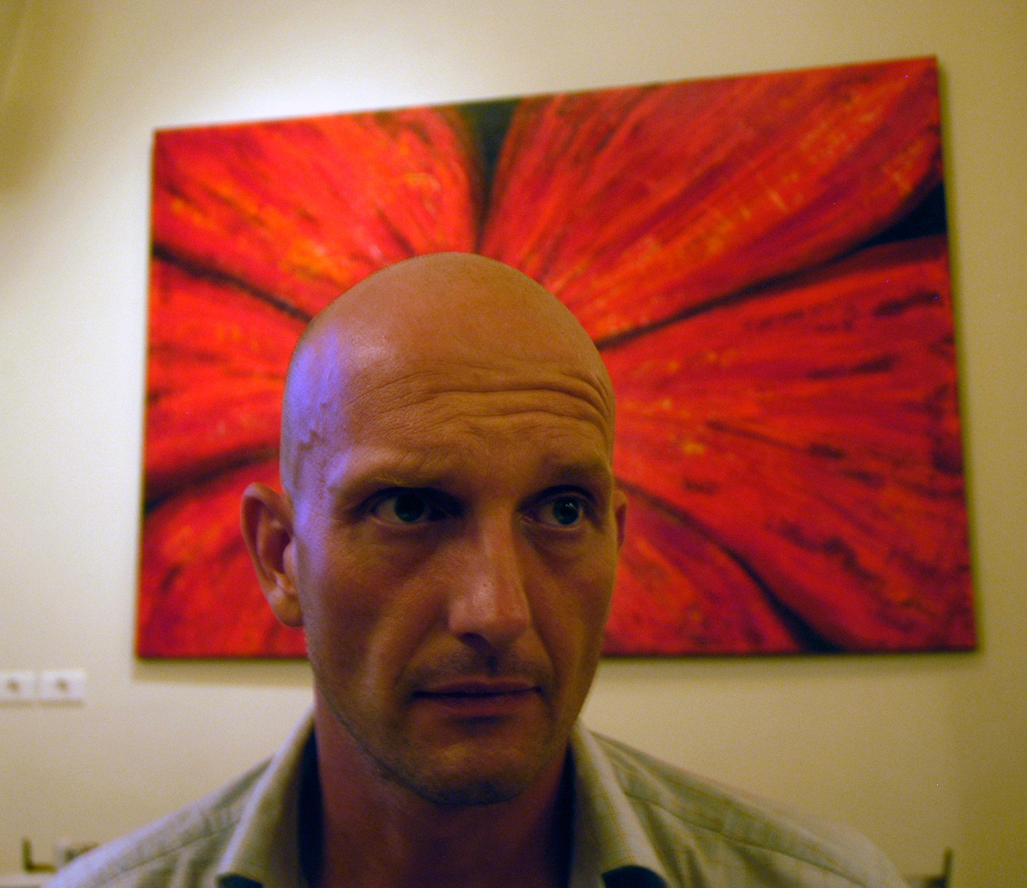 Image of Jeroen Kramer from Wikidata