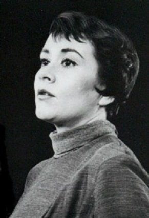 Depiction of Joan Plowright