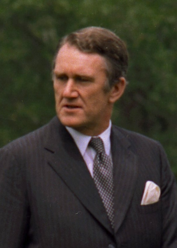 Fraser in June 1977.