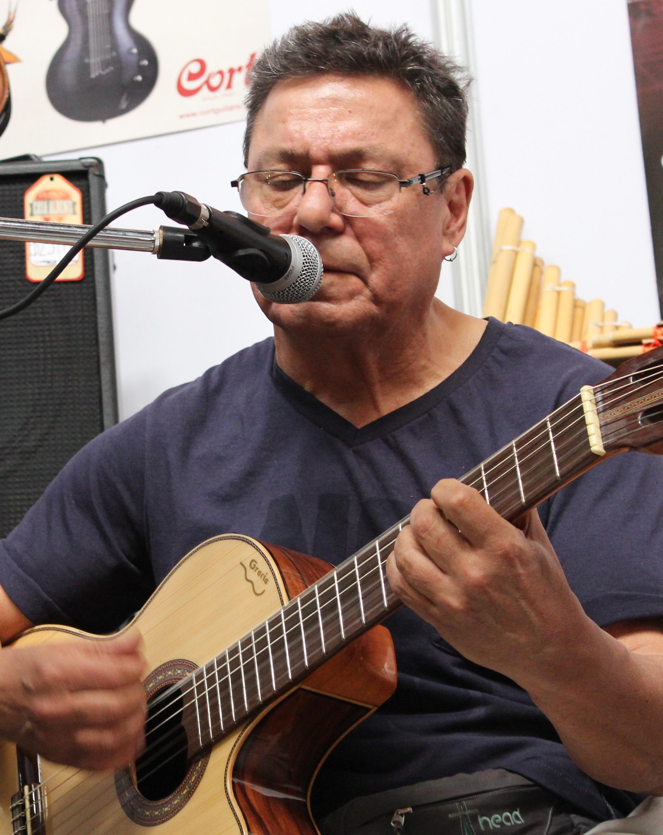 José Seves en la Feria Pulsar 2014