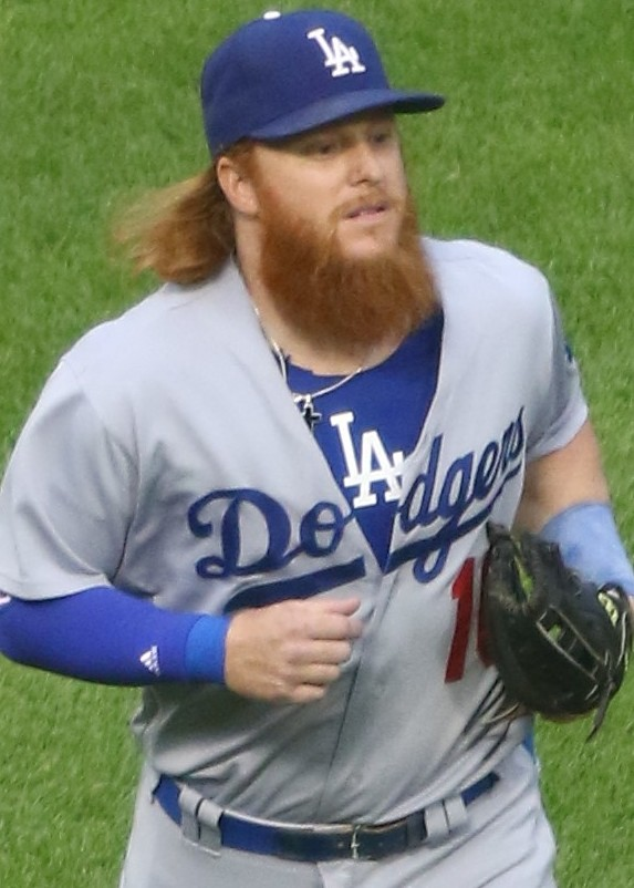 release date: 54975 89be5 Justin Turner - Wikipedia