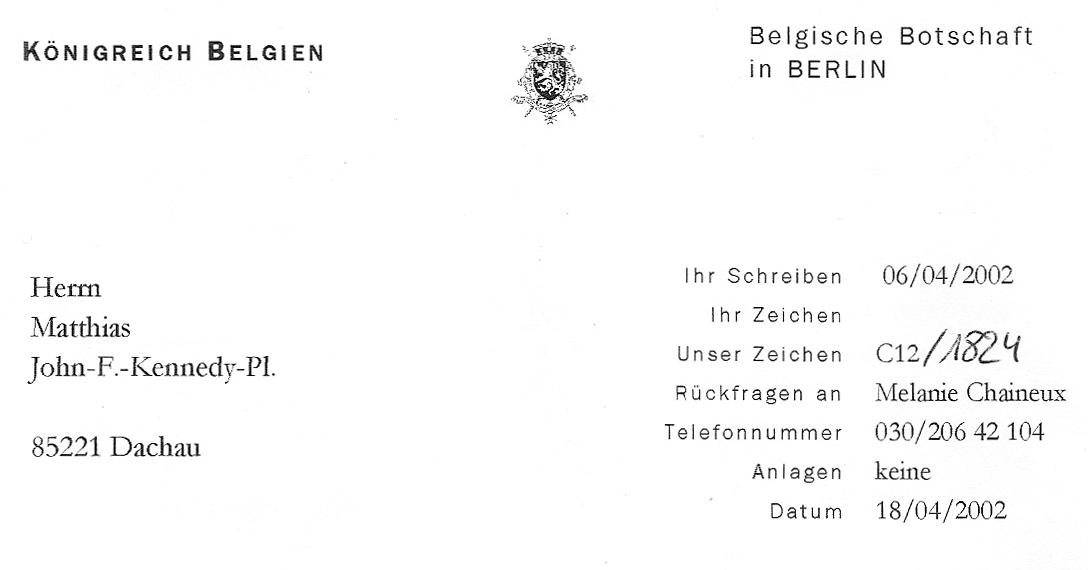 Briefkopf