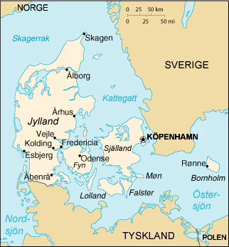 Danmarks ytterpunkter – Wikipedia
