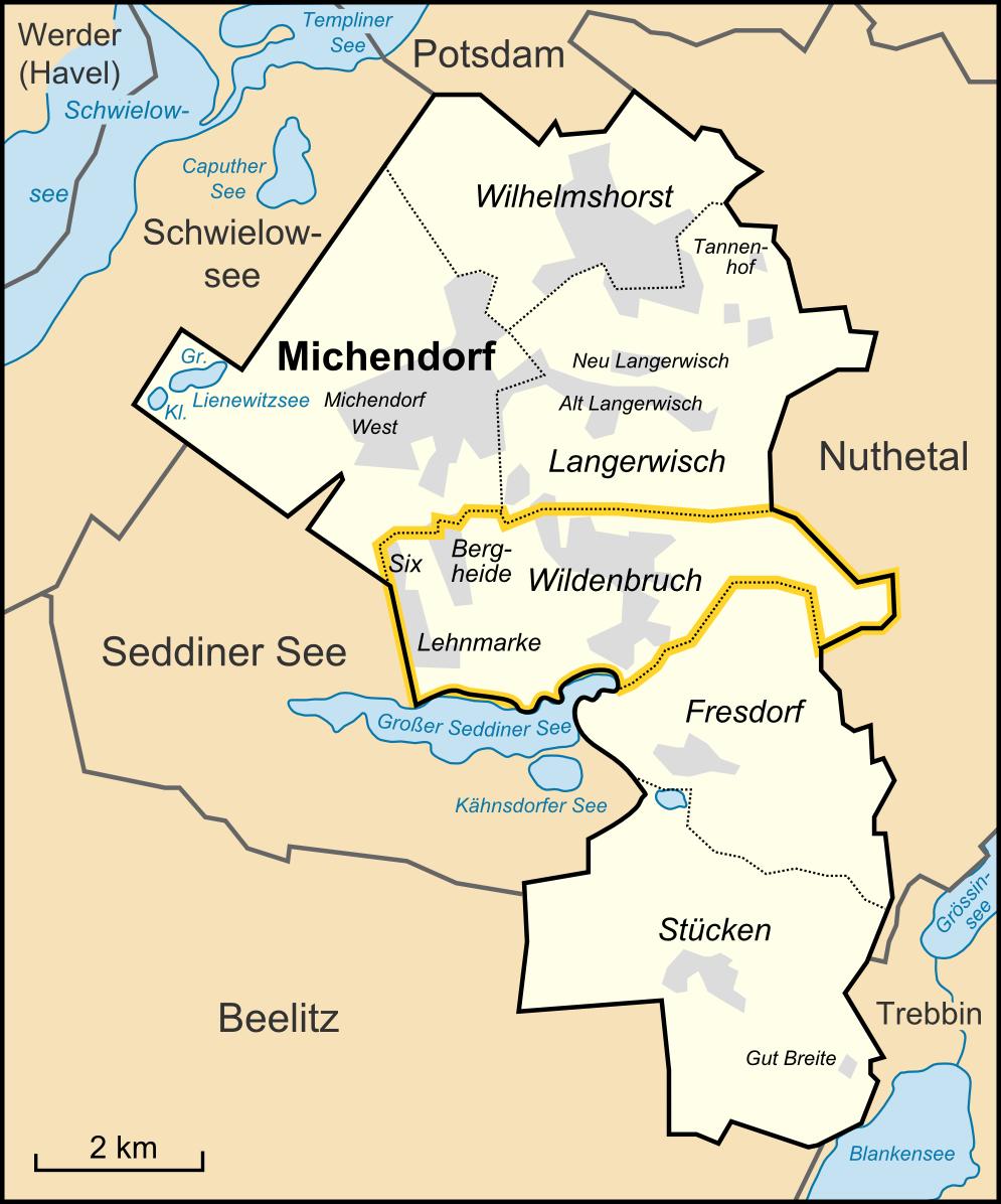 Wildenbruch (Michendorf) – Wikipedia