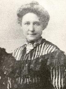 Мать Хелен Кейт Келлер