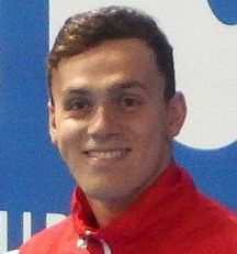 Kazan 2015 - Silver medallist at the men's 400 metres freestyle James Guy small.JPG