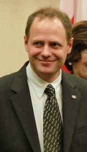 Kevin Lamoureux Canadian politician