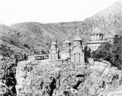 The Khtzkonk Monasteries in the early 20th century