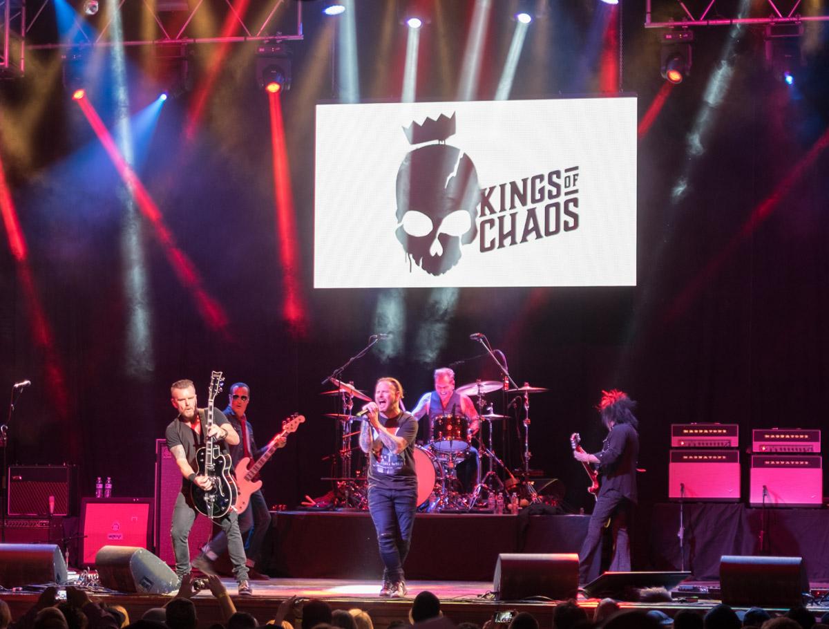 kings of chaos band wikipedia