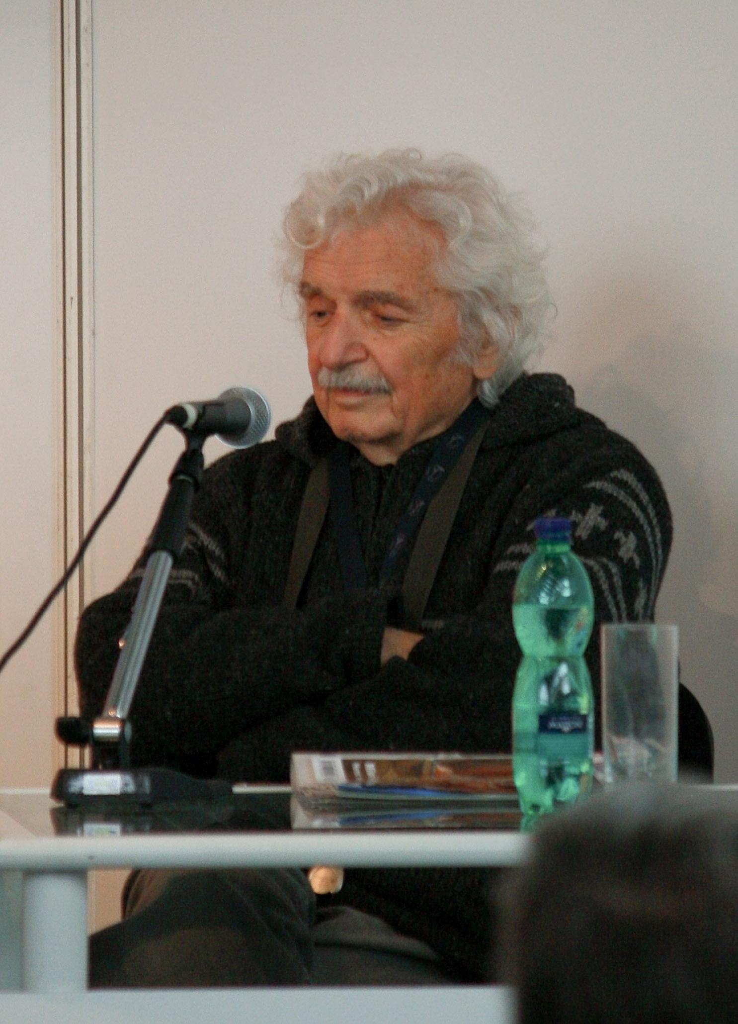 Ladislav Smoljak in 2010