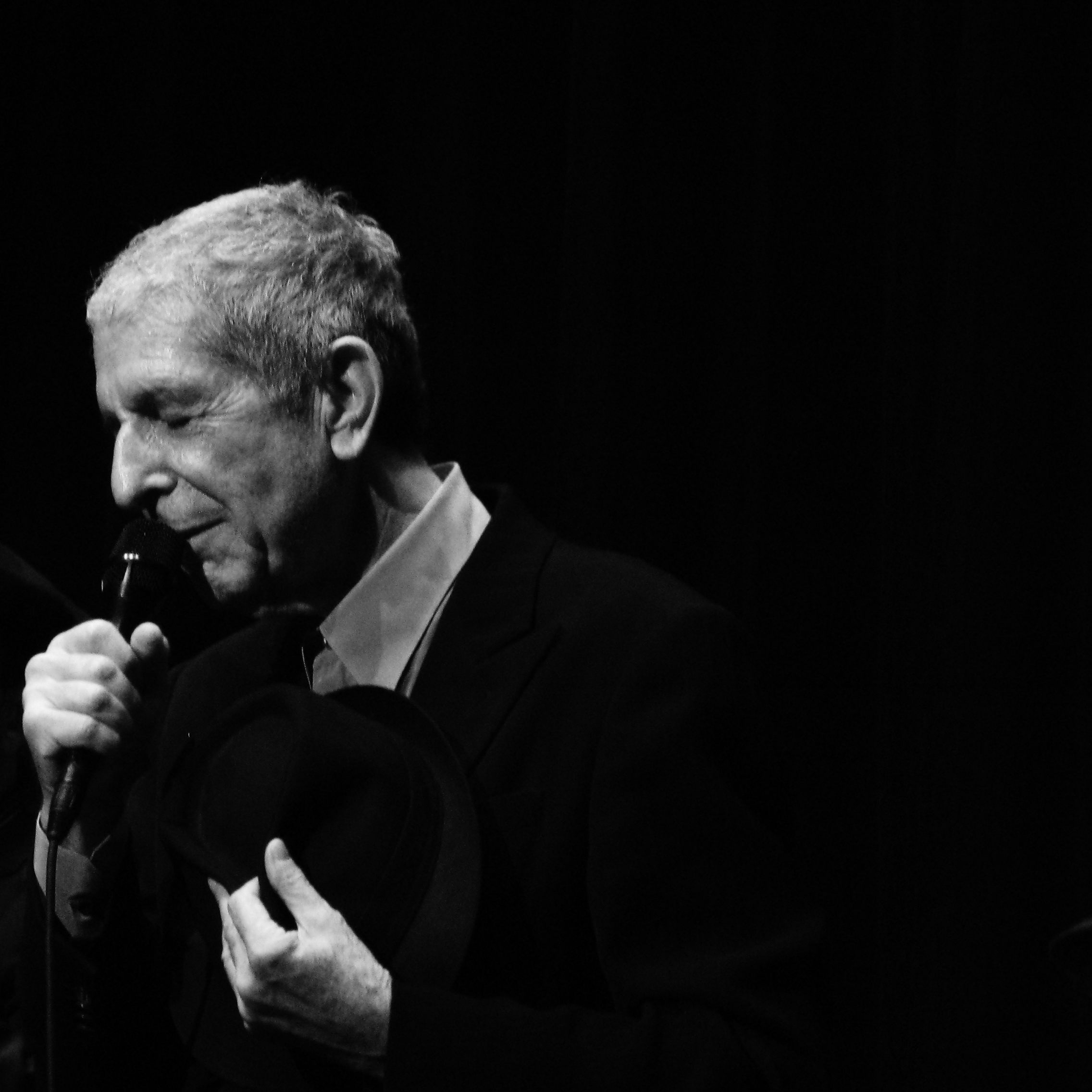 Sydney Recording Studio Leonard Cohen