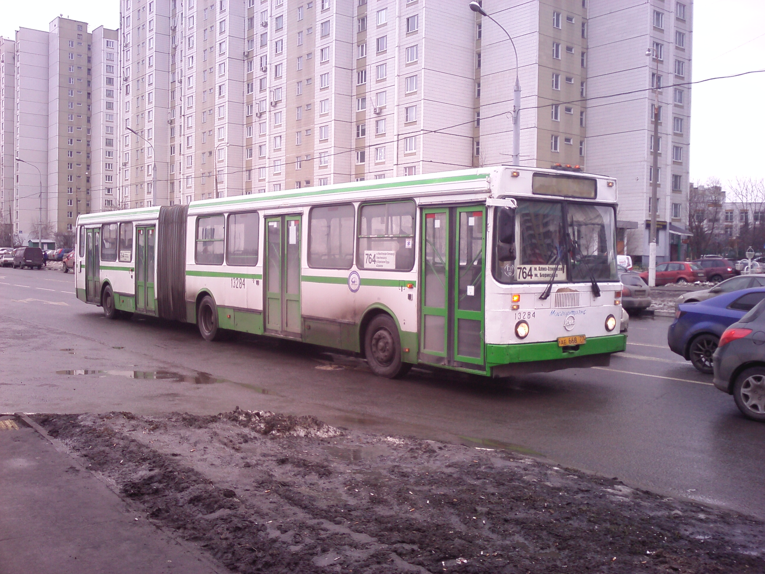 Bus LiAZ-6212: photos, specifications 49