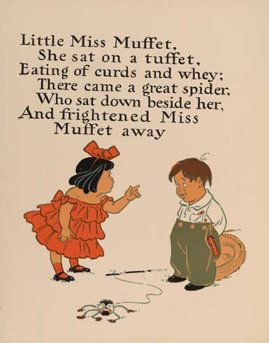 Image:Little Miss Muffet 1 - WW Denslow - Project Gutenberg etext 18546.jpg
