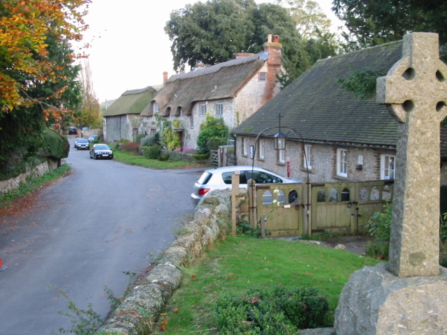 File:Looking E along Church Street from churchyard - geograph.org.uk - 1022951.jpg