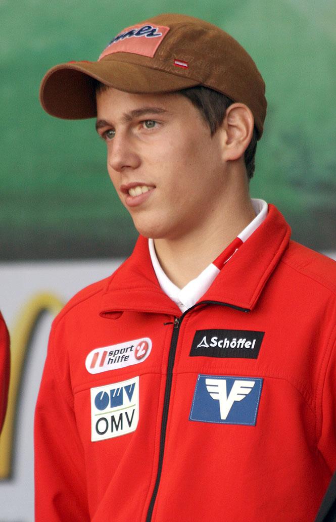 Lukas Müller Skispringer