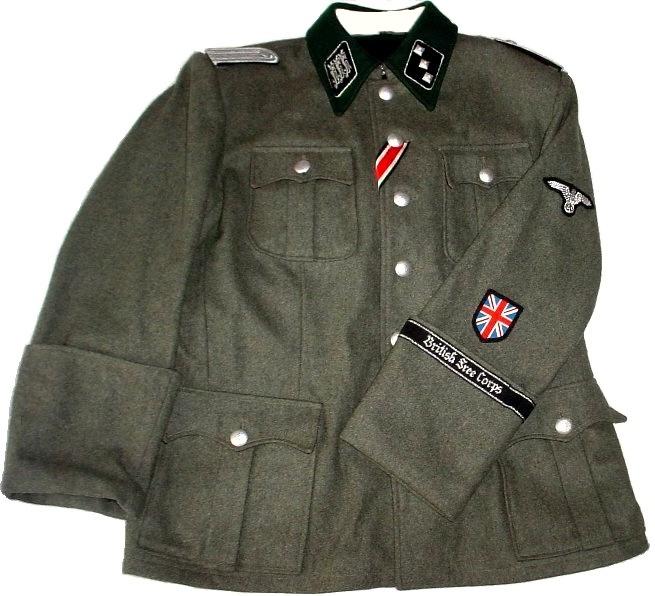 British Waffen SS