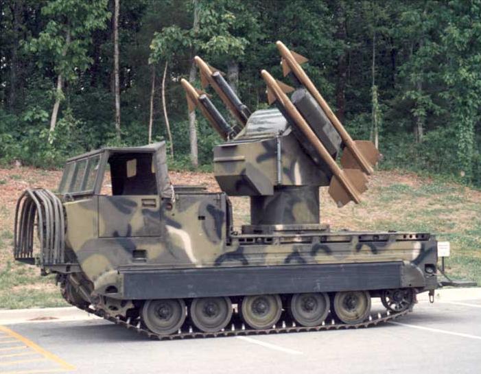 Resultado de imagen para MIM-72 Chaparral