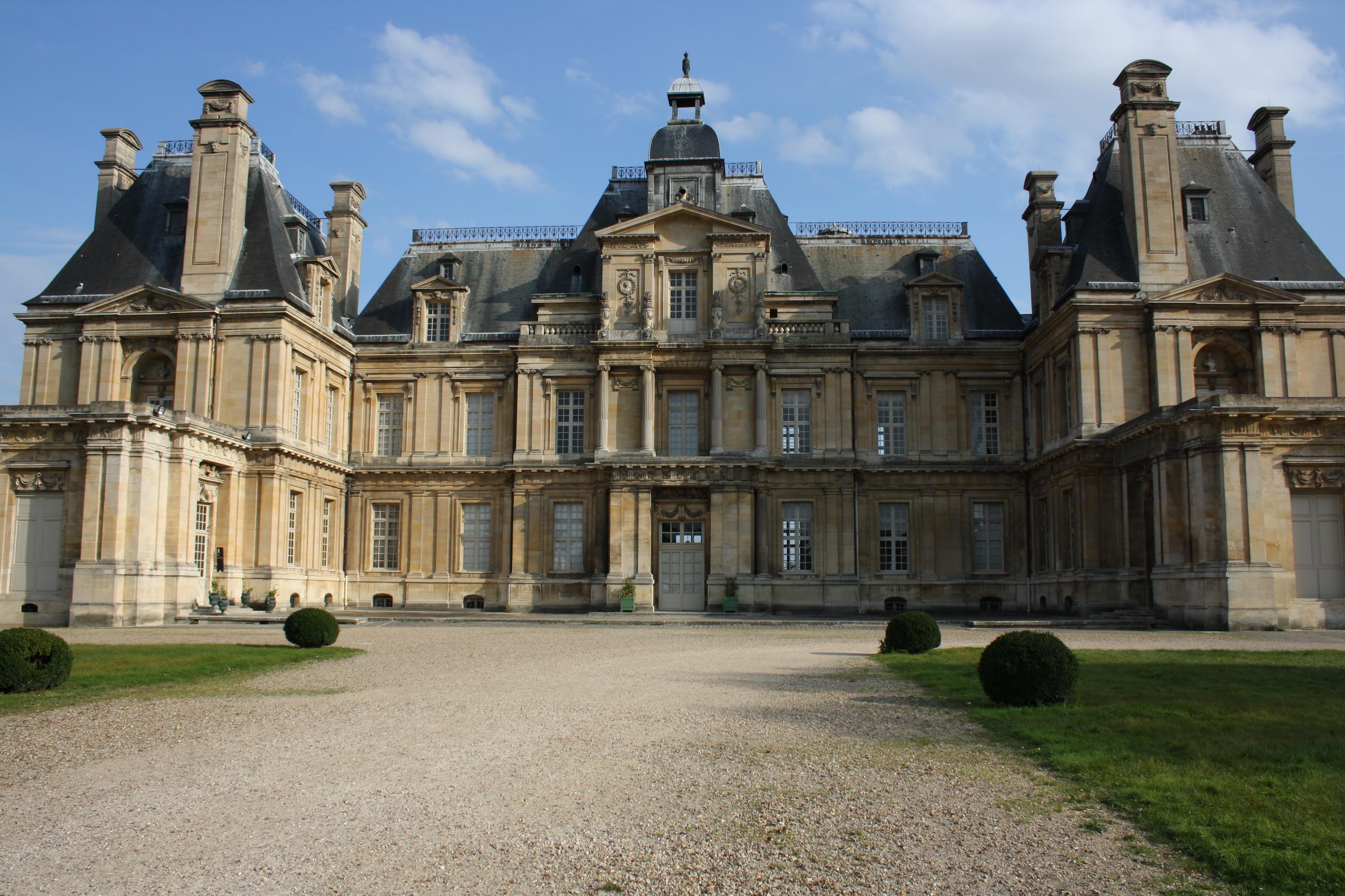 Opinions on ch teau de maisons for Architecte maisons laffitte