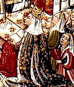 Queen consort of Aragon and Naples