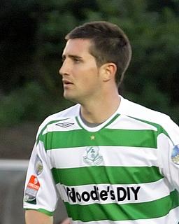 Mark Leech Irish footballer