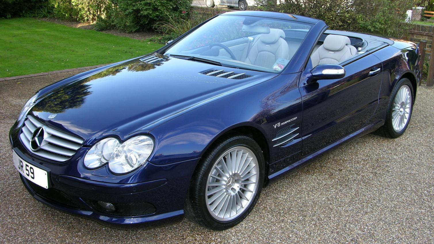 File mercedes benz sl55 amg flickr the car spy 18 jpg for Mercedes benz sl55 amg