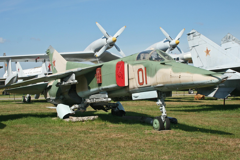 Mikoyan MiG-27 - Wikiwand