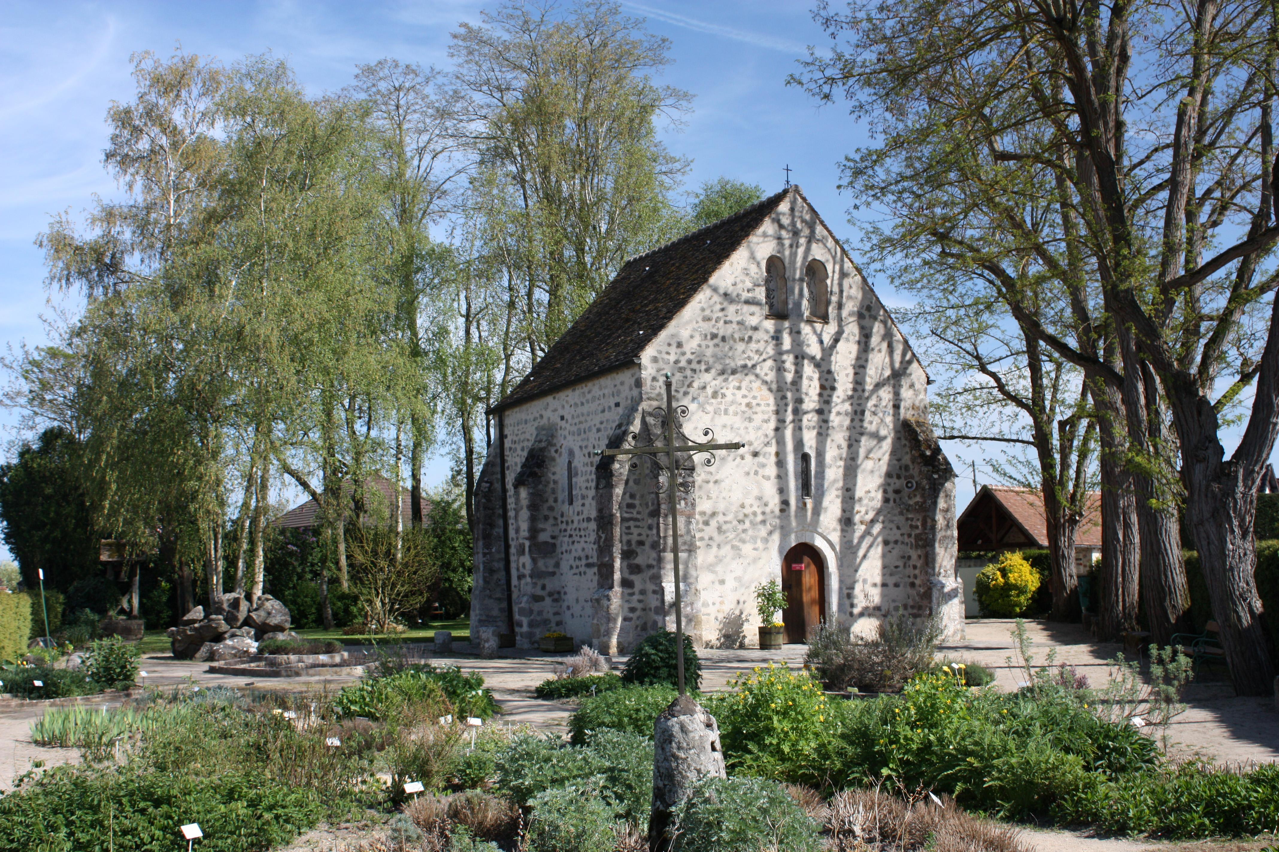 File milly la for t jardin des wikimedia commons for Jardin foret