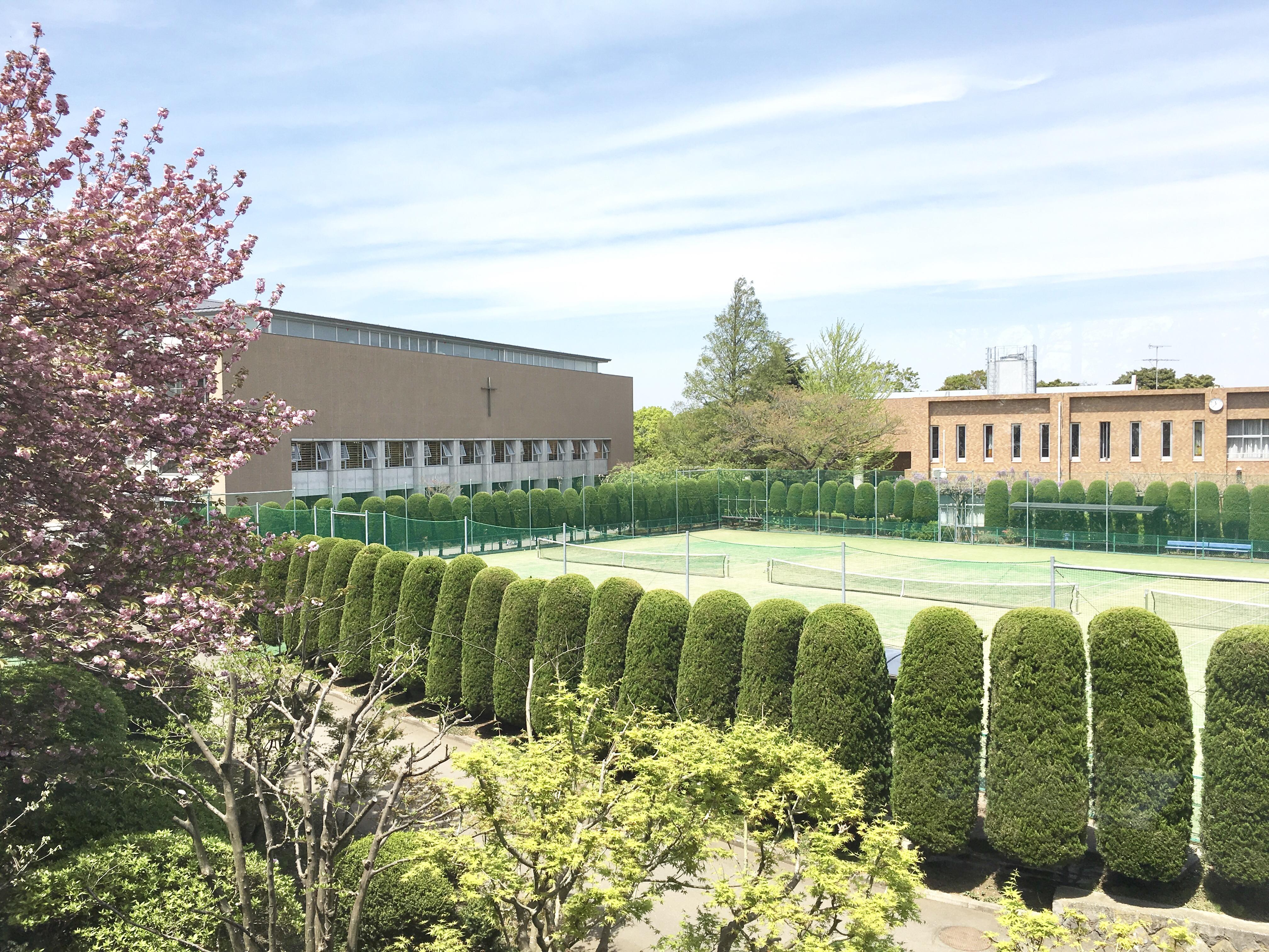 聖園女学院高等学校