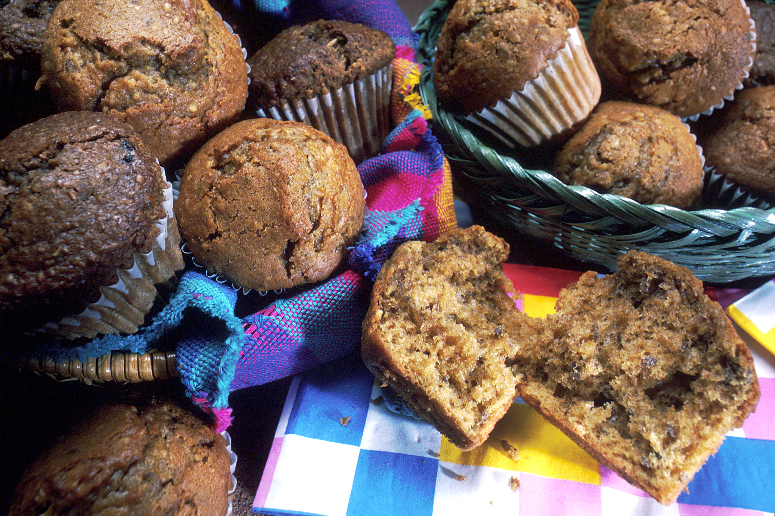 Malty Muffins