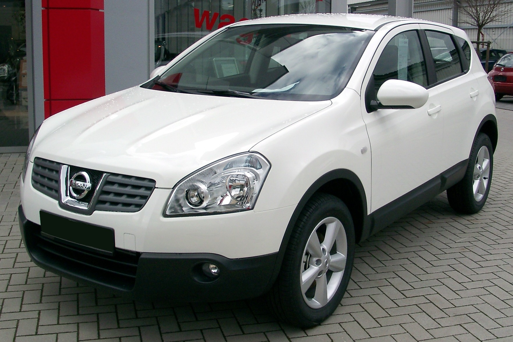 Nissan Qashqai Cars Picture