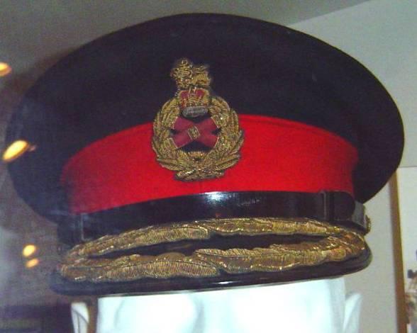 File:No 1 Dress cap General British Army jpg - Wikimedia Commons