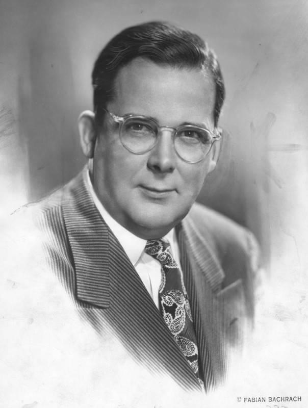 Norris Poulson American politician
