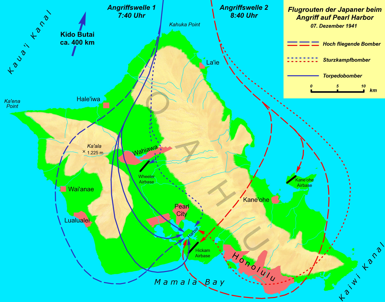 pearl harbor karte File:OAHU.png   Wikimedia Commons