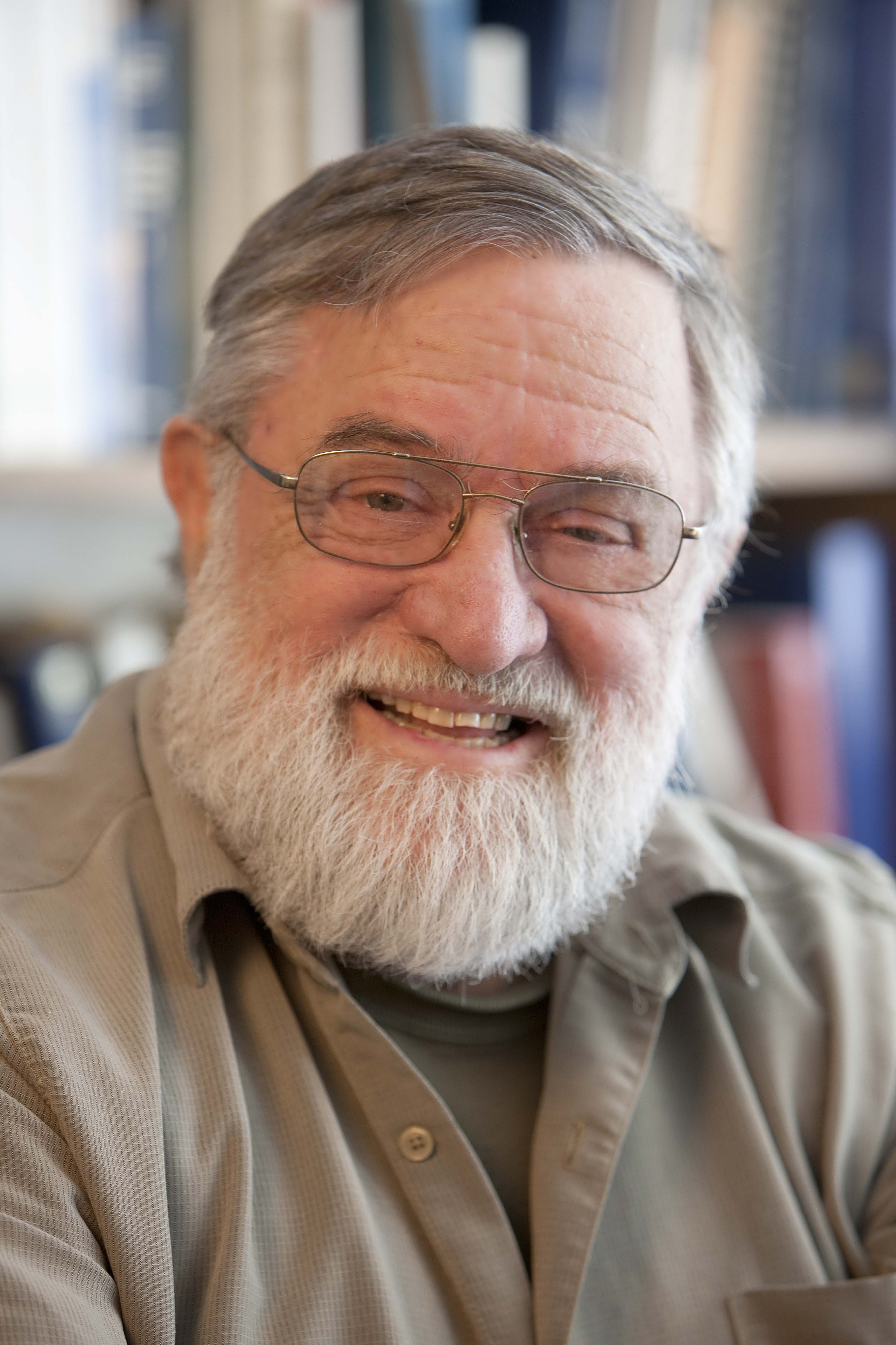 Professor Orrin Pilkey