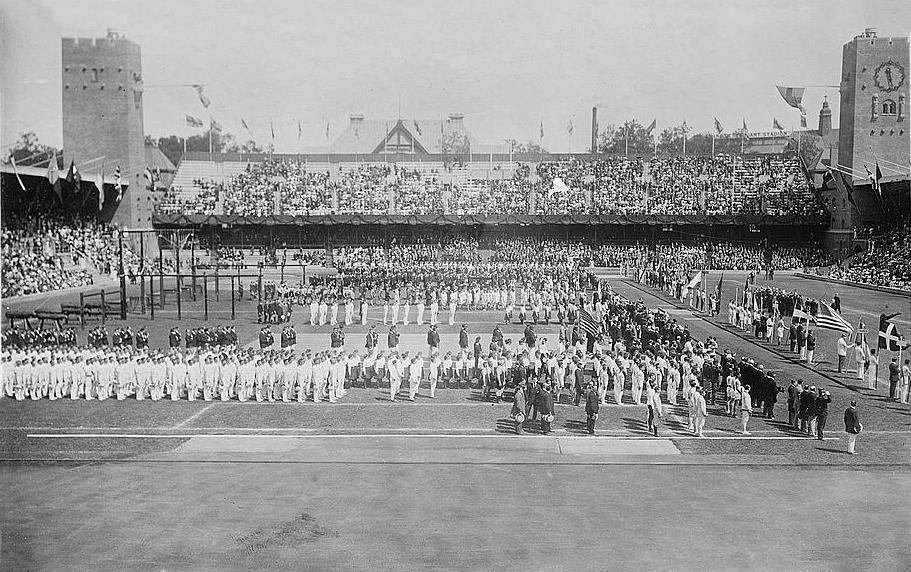 Olympic opening ceremony 1912 - いだてん大河ドラマ2019ロケ撮影地とゆかりの場所情報まとめ!