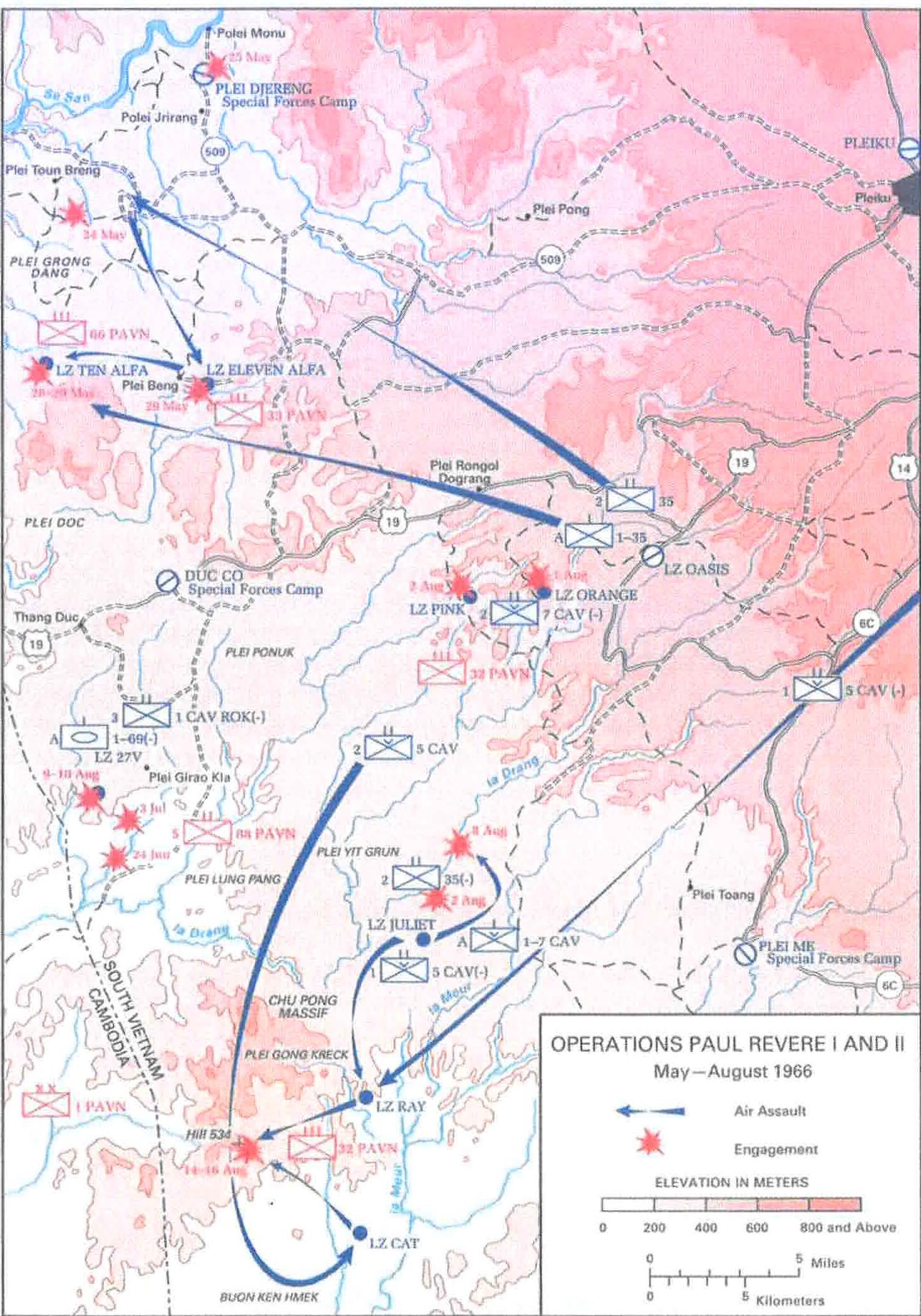 Operation Paul Revere - Wikipedia