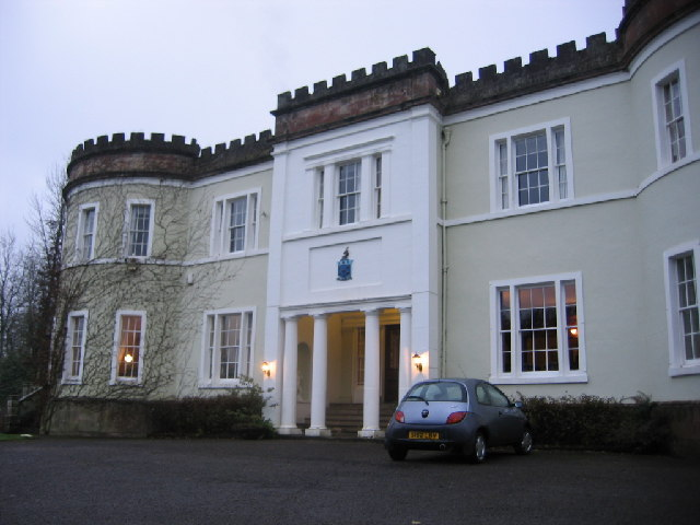 Overwater Hall Hotel. - geograph.org.uk - 86678